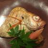 四季の味 哲粋 - 料理写真:対馬の高級喉黒 紅瞳の塩焼き