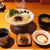 手打蕎麦 葉山商店 - 料理写真:しらす丼セット