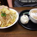 麺屋 輝 - 淡麗つけ麺