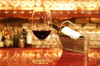 Vintage - グラスワイン(赤)
