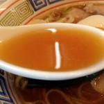 70103123 - 味玉中華そば(スープ)