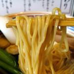 70103126 - 味玉中華そば(麺)