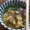 やまこうどん - 料理写真:うどん。メニューはこの1種類。お出汁が超美味しい。