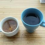 シーバーズカフェ - スープとコーヒー