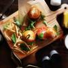 418KAMIYAMA - 料理写真:ミニサイズのハンバーガー スライダーバーガー