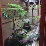 祇園 又吉 - 庭