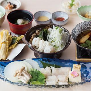 夏旬は、高級食材の淡路島べっぴん鱧!