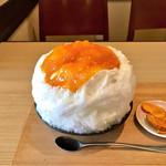 柿の葉ずし 平宗 - 柿氷