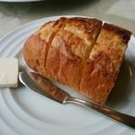 ビストロ ポップコーン - パン