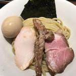 70109870 - 特製さばカレーつけ麺(1000円)