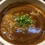70109874 - 特製さばカレーつけ麺(1000円)