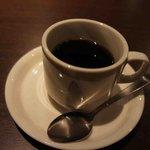 丸海屋 - 無料のホットコーヒー