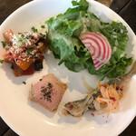 イル チェッポ - 料理写真:前菜