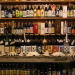 島の居酒屋むちゃかな - 黒糖焼酎60種類以上揃えています