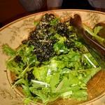 鳥どり総本家 - グリーンサラダ
