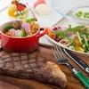 トップ オブ ヨコハマ 鉄板焼&ダイニング - 料理写真:ハーフポンド黒毛和牛ロースA4ランクステーキコース