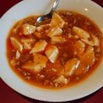 中華料理 なるたん - 麻婆豆腐