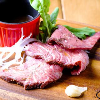 当店こだわりと一押しの肉料理