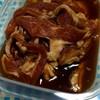 山本精肉店 - 料理写真:ジンギスカン400g+タレ