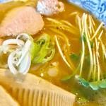 千思萬考 - スープは濃厚で旨味とコクがあります【料理】