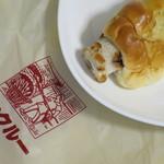 サンクルー - 料理写真:ちくわパン155円(外税)。