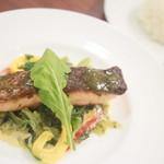 トルコ料理&地中海料理メッゼ - お魚ソテー