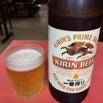 70119668 - 瓶ビールは3銘柄