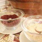 トルコ料理&地中海料理メッゼ - トッピング