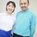 トルコ料理&地中海料理メッゼ - オーナーご夫妻