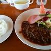 わだきん - 料理写真:ハンバーグステーキランチ