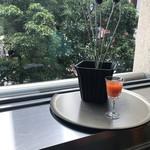 櫻川 - 今月の花は瑠璃薊