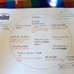 シナモンガーデン - 開店3周年記念限定提供のしあわせプレートメニュー