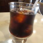 パンデュール - アイスコーヒー