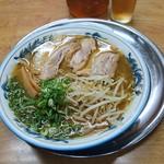 双葉食堂 - チャーシュー麺大盛り