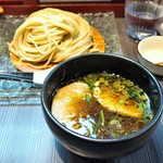 柳麺 呉田 - 料理写真:'17.07ざるつけ麺