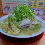 70124418 - くらおチャーシュー麺(930円)醤油