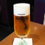 cafe GARDEN - 生ビール