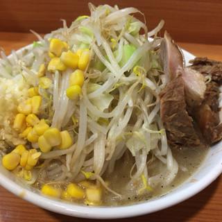 ラーメン二郎 - 料理写真:なみのりつけ麺のつけ汁。「プチ二郎」じゃないよ(笑)