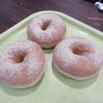 コポリドーナツ - きび砂糖ドーナツ