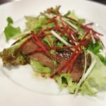 沖縄郷土料理 舟蔵 - 肉料理