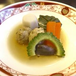 沖縄郷土料理 舟蔵 - 煮物
