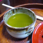 石部屋 - 緑茶