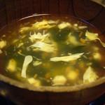四川DINING 望蜀瀘 - スープ