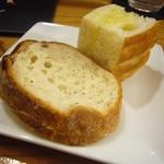 ボノボノ - パン2種