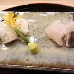 味 ふくしま - 鱧の食べ比べ