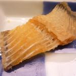味 ふくしま - 揚げ立て鰈の骨煎餅