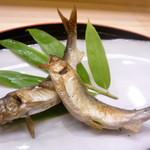 味 ふくしま - 焼き鮎