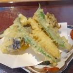70127906 - 季節の野菜天ぷら