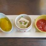 沖縄郷土料理 舟蔵 - 前菜