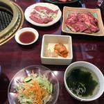 韓国宮廷料理ヨンドン - ランチセット